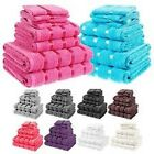 LUXURY 100% COTTON TOWEL SET SUPERSOFT HAND TOWEL BATH TOWEL BATH SHEETS