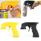 1x Aerosol Spray Painting Can Gun Handle With Full Grip Trigger Locking Collar