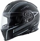 Torc T14 T14B Mako Helmet Motorcycle DOT-Choose with or without Bluetooth Blinc