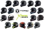 Kyпить Torc T14 T14B Mako Helmet Motorcycle DOT-Choose with or without Bluetooth Blinc на еВаy.соm