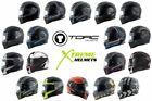 motorbike bluetooth helmet - Torc T14 T14B Mako Helmet Motorcycle DOT-Choose with or without Bluetooth Blinc