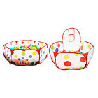 Kids Play Pen Baby Kids Play Yard Funny Ocean Balls Safety Pool Indoor Outdoor