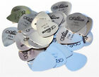 6 x stainless steel METAL GUITAR PICKS PLECTRUMS acoustic electric bass 0.30mm