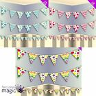Stars Polka Dot Chevron Flag Pennant Bunting Garland Partyware Party Decoration
