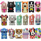 3D Cartoon Soft Silicone Back Case Cover For Motorola Moto G 3rd G 4th G4th Plus