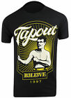 Tapout Mens The Fighter T-Shirt - Black