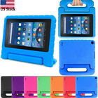 """Kids EVA Handle Rugged Shock Proof Case Cover For Amazon Kindle Fire HD 7"""" 2017"""