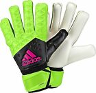 Adidas Soccer Goalie Gloves Full Wrap Green Black Pink Ace Replique Size 8 or 9