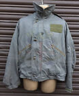 UK RAF AIRCREW COLD WEATHER JACKET MK3,OLIVE GREEN,COSALT/BALLYCLARE,AIR FORCE
