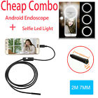 8mm WIFI Endoscope Borescope Inspection camera Scope Tube Waterproof for Iphone