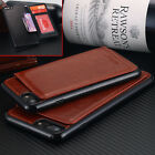 Wallet Flip Leather Case Stand Credit Card Slot Cover Holder F iPhone 8 7 6 Plus