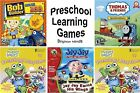 BrighterMinds Preschool Learning Games PC Windows XP Vista 7 8 10 Sealed New