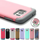 Shockproof Hybrid Slim Protective Case Cover For Samsung Galaxy S7 / S7 Edge