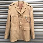 BRITISH ARMY SURPLUS MERCIAN REGIMENT No.2 FAD UNIFORM DRESS TUNIC,BULLION WIRE-