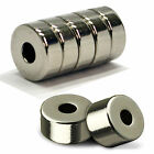 10mm x 3mm With 3mm Hole Very Strong Rare Earth Neodymium Disc Magnet With Hole