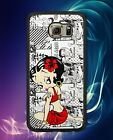 Betty Boop Collage For Samsung Galaxy S6 S6edge S6edge+ S7 S7 edge Case Cover $9.99 USD