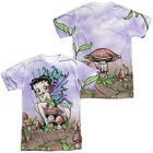 Betty Boop FAIRY 2-Sided Sublimated All Over Print Poly T-Shirt $27.94 USD on eBay