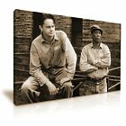 Shawshank Redemption Movie Canvas Wall Art Home Office Deco