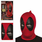 Rubies Adults Marvel Official Licensed Deluxe Deadpool Overhead Fancy Dress Mask