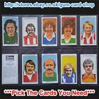 ☆ The Sun Soccercards 1978-79 (VG) (Card 501 to 600) *Please Choose Cards*