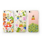 Cute Animation Present Soft TPU Clear Phone Case Cover For iPhone 6 6s 7 Plus