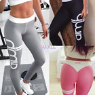 Women's Sports Gym Yoga Running Workout Leggings Fitness Leotards Athletic Pants