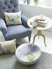 Voyage Maison Fabric Cato Round Foot Stool Collection Various Styles Available