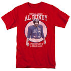 Married With Children AL BUNDY FOOTBALL LEGEND Licensed Adult T-Shirt All Sizes