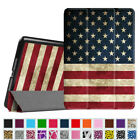 """For New iPad 5th Generation 9.7"""" 2017 Case PU Leather Smart Shell Stand Cover"""