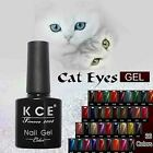 Newest 3pcs 10ml Cat Eyes Nail Art Manicure UV LED Nail Gel Polish Colors U-pick