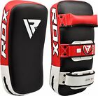 RDX Boxing Kick Shield Strike Curved Arm Pads MMA Focus Muay Thai Punch Bag RWB