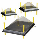 NEW BROODER COVER CHICKEN COMFORT BROODER-4 SIZES TO CHOOSE FROM /POULTRY CHICKS