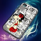 New Betty Boop Collage For iPhone 4 4s 5 5s 5c Case Cover $8.99 USD