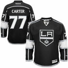 Reebok Jeff Carter Los Angeles Kings Mens Black Home Premier Jersey NHL