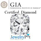 1.2CT I VVS1 Cushion GIA Certified & Natural Loose Diamond Stone (2136705669)
