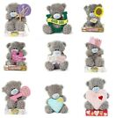 ME TO YOU TATTY TEDDY BEARS - FRIEND - MUM - AUNTIE - BIRTHDAY - VARIOUS DESIGNS