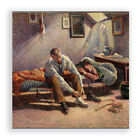 Poster Print Wall Art Maximilien Luce Morning, Interior Painting Home Décor