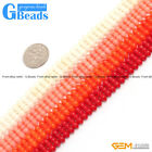 4x11mm Bone Shape Coral Gemstone Two Hole Tila Beads For Jewelry Making 15""
