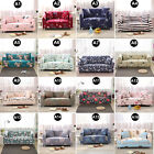 Bird Flower Pattern Sofa Couch Slipcover Stretch Fabric 1 2 3 Seater Sofa Cover