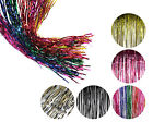 Metallic Foil Fringe Curtains Photo Booth Tinsel Door Backdrop Party Decoration