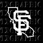 SAN FRANCISCO Giants STICKER CALIFORNIA State Map Vinyl Decal MLB Baseball #2 on Ebay