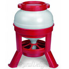 NEW POULTRY FEED HOPPERS / CHOOSE FROM 3 SIZES / LARGE CHICKEN FEEDER