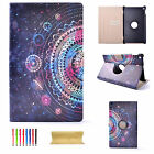 For Amazon Kindle Fire HD 8 2016 6th Gen Luxury Leather Smart Cover Folio Case