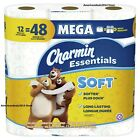 Charmin Essentials Strong Toilet Paper, Bath Tissue, Giant R