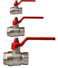 """Ball Valve -19mm  3/4"""" & 25mm 1"""" or 38mm 1/12"""" Marine Toilets"""