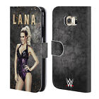OFFICIAL WWE LANA LEATHER BOOK WALLET CASE COVER FOR SAMSUNG PHONES 1