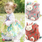 Babys Toddler Kids Children Cartoon Rucksack Backpack Preschool Small School Bag