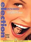 Election (DVD, 1999, Sensormatic)
