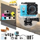 Winksoar SJ9000 4K Ultra HD 120° WiFi 2.0 Sport Action DV Camera Cam Waterproof