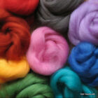 Felting Wool Top Roving Fibers wet needlefelting ~ pick up from 30 colors